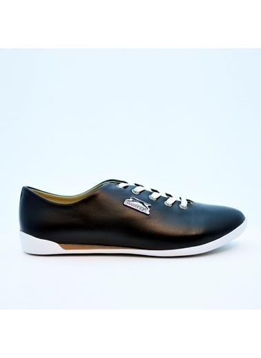Slazenger Lifestyle Ayakkabı-ROMANE Siyah